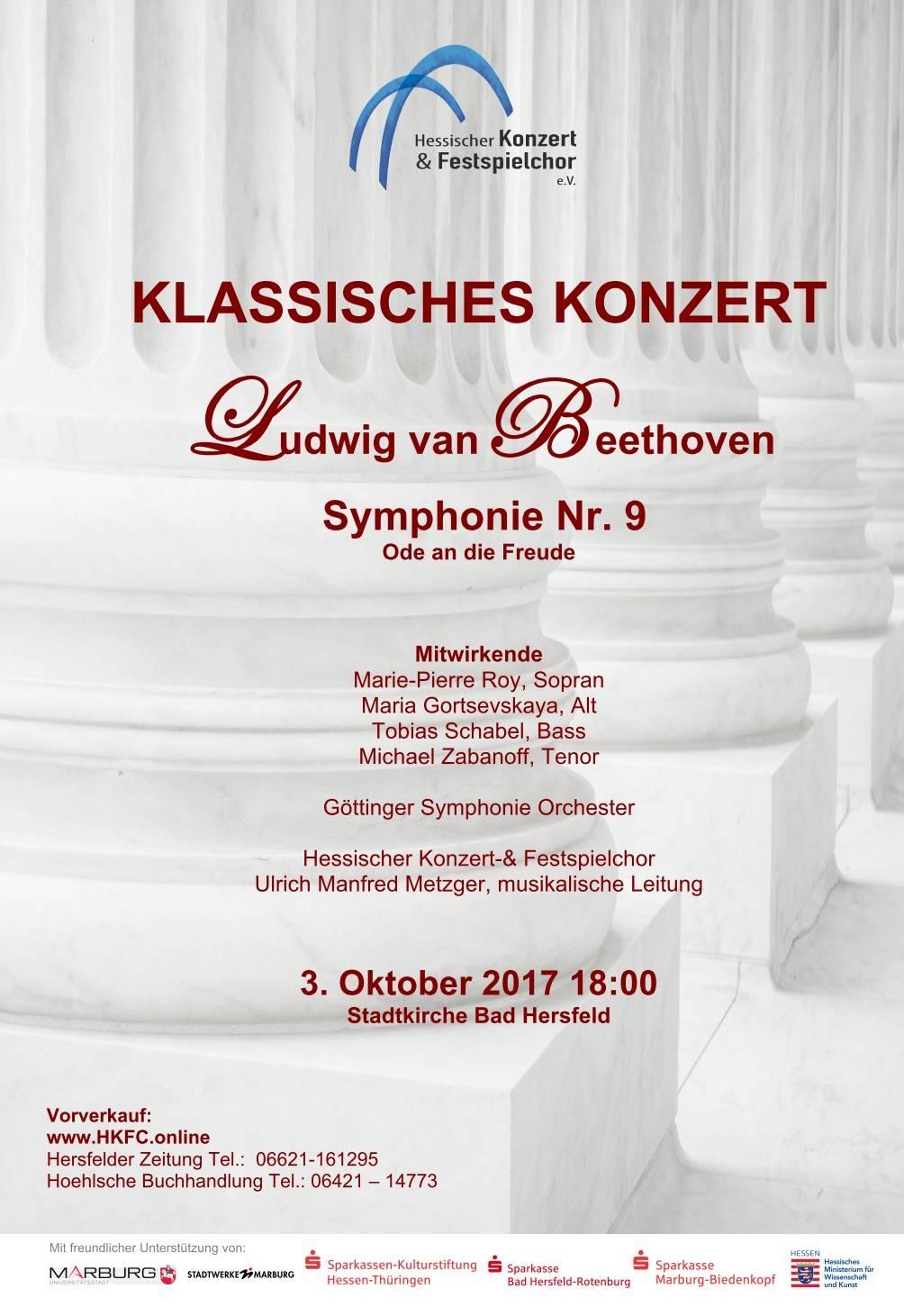 Chor , Konzert Chor - bisherige Konzerte